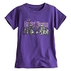 Disney Girls Shirt - The Haunted Mansion Character Tee
