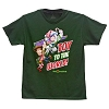 Disney Child Shirt - Toy Story Christmas Holiday - Toy to the World