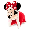 Disney Pillow Pet - Christmas Santa Minnie Mouse Holiday 2014