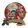 Disney Holidays Around The World Pin - 2014 Candlelight Processional