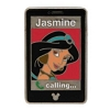 Disney Hidden Mickey Pin - 2014 B Series - Cell Phones - Jasmine