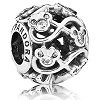 Disney PANDORA Charm - Mickey and Minnie Infinity