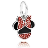 Disney PANDORA Charm - Minnie Icon Dangle