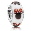 Disney PANDORA Charm - Classic Minnie Glass