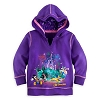 Disney Girls Hoodie - Storybook Mickey and Friends - Purple