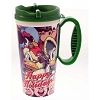 Disney Thermal Travel Mug Cup - Happy Holidays - Mickey & Friends