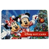 Disney Collectible Gift Card - Holiday Sparkle - Christmas Banner