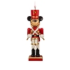 Disney Christmas Ornament - Mickey Mouse Toy Soldier Nutcracker