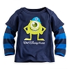Disney Child Shirt - Monsters University Long-Sleeve Tee for Toddlers