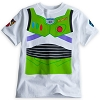 Disney Child Shirt - Buzz Lightyear Costume Tee for Boys