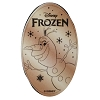 Disney Pressed Penny - Disney's Frozen - Olaf Hugs