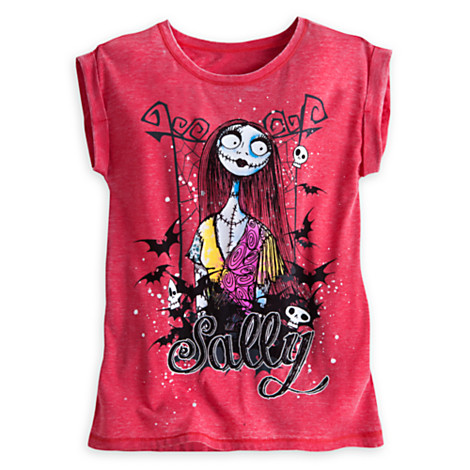 Your WDW Store - Disney LADIES Shirt - Nightmare Before Christmas ...