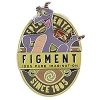 Disney Pin - Figment - 100% pure imagination - Since 1983
