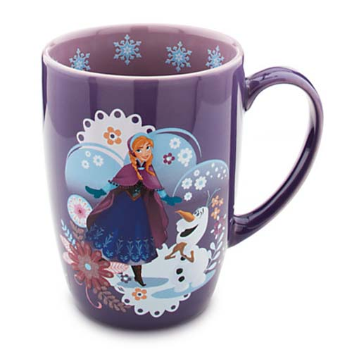 Your WDW Store - Disney Coffee Cup Mug - FROZEN - Anna and Olaf