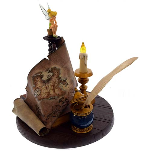 Your wdw store disney medium figure statue tinker bell candle figure - Tinkerbell statues ...