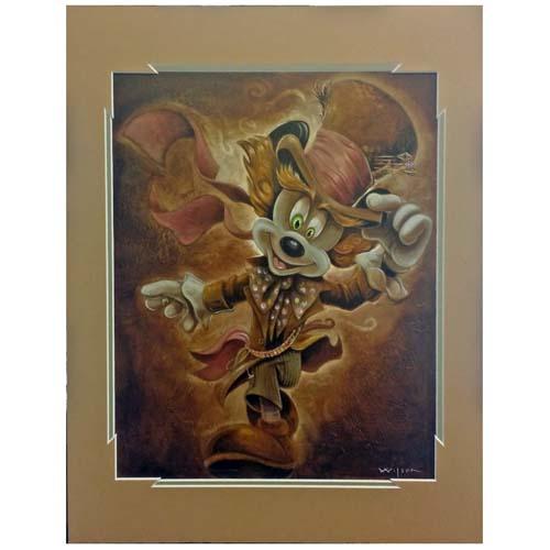 Your Wdw Store Disney Darren Wilson Print Mad Hatter