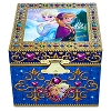 Disney Trinket Box - Frozen Jewelry Box - Princess Anna and Elsa