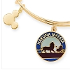 Disney Alex and Ani Charm Bracelet - Hakuna Matata - Gold