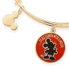 Disney Alex and Ani Charm Bracelet - Started With A Mouse - Gold