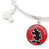 Disney Alex and Ani Charm Bracelet - Started With A Mouse - Silver