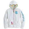 Disney LADIES Hoodie - 2015 Mickey Mouse and Friends Zip Hoodie