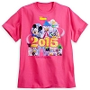 Disney Adult Shirt - 2015 Walt Disney World - Pink