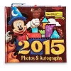 Disney Autograph and Photo Book - 2015 Walt Disney World Logo