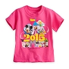 Disney Toddler Shirt - 2015 Mickey Mouse and Friends - Pink