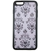 Disney iPhone 6 Plus Case - The Haunted Mansion Wallpaper - Grey