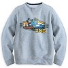 Disney Adult Sweatshirt - 2015 Mickey Mouse with Monorail