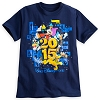 Disney Boys Shirt - 2015 Mickey Mouse and Friends - Navy