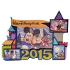 Disney Picture Frame - 2015 Disney World Resin Photo Frame - 4 x 6