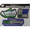 Disney Magnet Set - WDW run Disney Marathon Weekend 2015