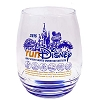 Disney Stemless Wine Glass - WDW Marathon Weekend - 2015