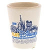 Disney Shot Glass - runDisney WDW Marathon Weekend - 2015