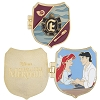 Disney Shields of Fantasy Pin - The Little Mermaid - Ariel & Eric