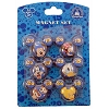 Disney Magnet - 6 pack - 2015 - Mickey And Friends