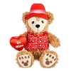 Disney Duffy Bear Plush - Valentine's Day - Be Mine - 9