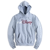 Disney ADULT Hoodie - RunDisney Every Mile is Magic - Grey / Red
