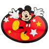 Disney Placemat - Mickey Mouse Placemat - Red