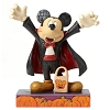 Disney Traditions by Jim Shore Figurine - Vampire Mickey Mouse