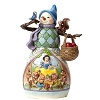 Disney Traditions by Jim Shore Figurine - Snowman Snow White