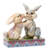 Disney Traditions by Jim Shore Figurine - Thumper & Miss Bunny