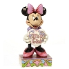 Disney Traditions by Jim Shore Figurine - Minnie - New Baby Girl
