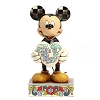 Disney Figurine - Traditions by Jim Shore - Mickey - New Baby Boy