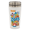 Disney Travel Mug - 2015 Ceramic Mickey Mouse and Friends Tumbler