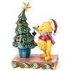 Disney Figurine - Traditions by Jim Shore - Winnie the Pooh Tree