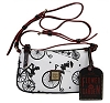 Disney Dooney & Bourke Bag - Flower & Garden Bicycles - Lexi Crossbody