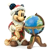 Disney Figurine - Traditions by Jim Shore - St. Mick with Globe