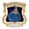 Disney Pin - Cinderella 65th Anniversary - Rags to Riches Since 1950